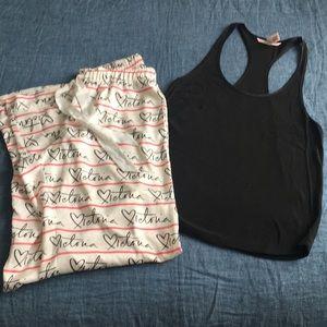Victoria's secret pajama set 💖